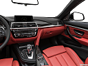 2020 BMW 4-series 440i Convertible, center console/passenger side.