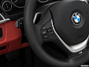 2020 BMW 4-series 440i Convertible, steering wheel controls (left side)