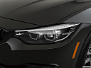 2020 BMW 4-series 440i, drivers side headlight.