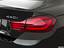 2020 BMW 4-series 440i, passenger side taillight.