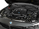 2020 BMW 4-series 440i, engine.