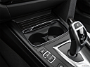 2020 BMW 4-series 440i, cup holders.