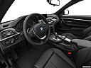 2020 BMW 4-series 440i, interior hero (driver's side).