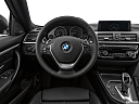 2020 BMW 4-series 440i, steering wheel/center console.