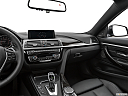 2020 BMW 4-series 440i, center console/passenger side.