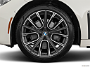 2020 BMW 7-series 740i, front drivers side wheel at profile.