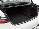 2020 BMW 7-series 740i, trunk open.