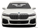 2020 BMW 7-series 740i, low/wide front.