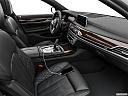 2020 BMW 7-series 740i, auxiliary jack props.