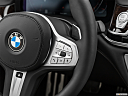 2020 BMW 7-series 740i, steering wheel controls (right side)