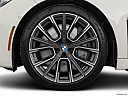 2020 BMW 7-series 750i xDrive, front drivers side wheel at profile.