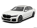 2020 BMW 7-series 750i xDrive, front angle view.