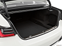 2020 BMW 7-series 750i xDrive, trunk open.