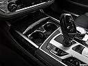 2020 BMW 7-series 750i xDrive, cup holders.