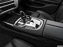 2020 BMW 7-series 750i xDrive, gear shifter/center console.
