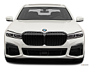 2020 BMW 7-series 750i xDrive, low/wide front.