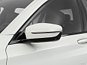 2020 BMW 7-series 750i xDrive, driver's side mirror, 3_4 rear
