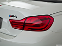2020 BMW 4-series M4, passenger side taillight.