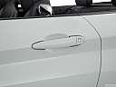 2020 BMW 4-series M4, drivers side door handle.