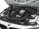 2020 BMW 4-series M4, engine.
