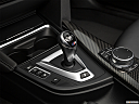 2020 BMW 4-series M4, gear shifter/center console.
