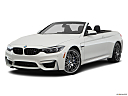 2020 BMW 4-series M4, front angle medium view.