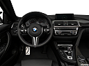 2020 BMW 4-series M4, steering wheel/center console.