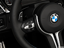 2020 BMW 4-series M4, steering wheel controls (left side)