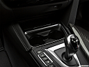 2020 BMW 4-series M4, cup holders.