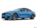 2020 BMW 4-series M4, low/wide front 5/8.