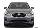 2020 Buick Envision Essence, low/wide front.