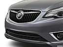 2020 Buick Envision Essence, close up of grill.