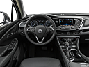 2020 Buick Envision Essence, steering wheel/center console.