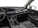 2020 Buick Envision Essence, center console/passenger side.