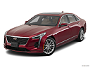 2020 Cadillac CT6 Luxury, front angle view.