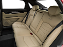 2020 Cadillac CT6 Luxury, rear seats from drivers side.