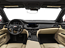 2020 Cadillac CT6 Luxury, centered wide dash shot