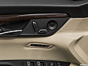 2020 Cadillac CT6 Luxury, seat adjustment controllers.