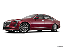 2020 Cadillac CT6 Luxury, low/wide front 5/8.