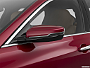 2020 Cadillac CT6 Luxury, driver's side mirror, 3_4 rear