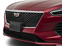 2020 Cadillac CT6 Luxury, close up of grill.