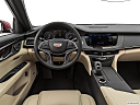 2020 Cadillac CT6 Luxury, steering wheel/center console.