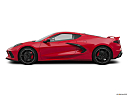 2020 Chevrolet Corvette Stingray 3LT, drivers side profile, convertible top up (convertibles only).