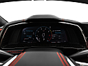2020 Chevrolet Corvette Stingray 3LT, speedometer/tachometer.