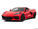 2020 Chevrolet Corvette Stingray 3LT, front angle medium view.