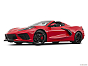 2020 Chevrolet Corvette Stingray 3LT, low/wide front 5/8.