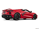 2020 Chevrolet Corvette Stingray 3LT, low/wide rear 5/8.