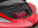 2020 Chevrolet Corvette Stingray 3LT, trunk props.