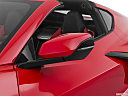2020 Chevrolet Corvette Stingray 3LT, driver's side mirror, 3_4 rear