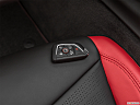 2020 Chevrolet Corvette Stingray 3LT, key fob on driver's seat.